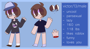[REF] Victor by pasta-pp