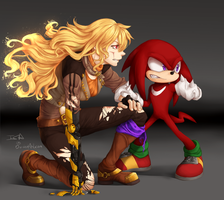 Team-up by InsertSomthinAwesome