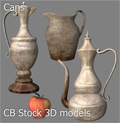 CB-3D Stock 20 by CB-Stock