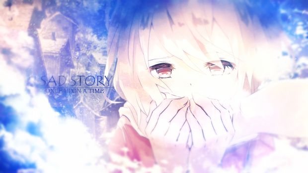 [ Grow In Power # 24 ] Sad Story by Yuu-graphique