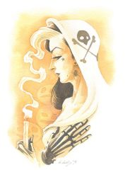 All Hallow's Eve 2013 by GrisGrimly