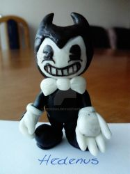 Bendy,where are you inviting me? by Hedenus
