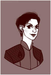DS9: Kira Nerys by maryallen138
