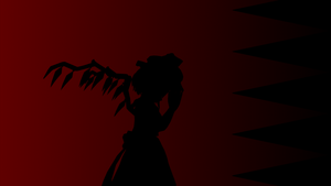 MMD Silhouette FX Test by headstert