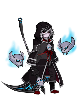 [RP?] Grim - the Reaper by Anax78