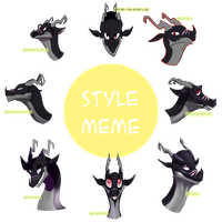 Style Meme w/ Wither by Drop-the-Based