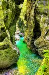 Tolmin Gorges by Wintertale-eu