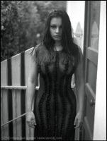 Aria Giovanni in the Rain by stevedietgoedde