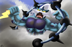 Thundurus god of thunder