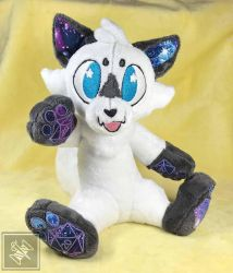 DiceCat by ThimblesThread