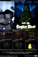 Into The Eagle's Nest poster by Carnivius