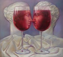The Wine is Life by selma-todorova