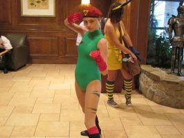 Another Anime Con 2011 - Cammy by VideoGameStupid