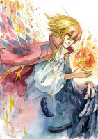 Howl by Kutty-Sark