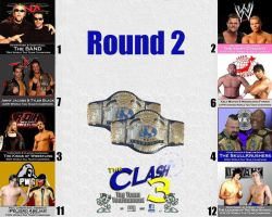 CLASH 3 Round 2 by simplemanAT