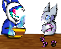 .:Cupcakes!!!:. by NightWolfDragon