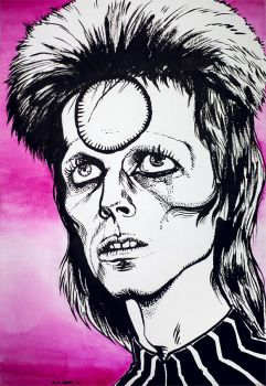 David Bowie Tribute by asunder