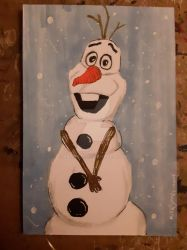 Olaf by Spives75