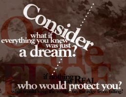 OTE promo - Consider Dreams by calthyechild