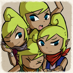 Tetra x4! by Icy-Snowflakes