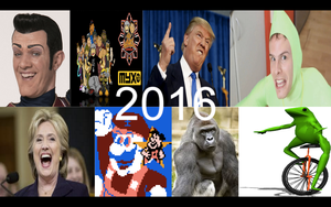2016 summed up by TheThievingCyborg
