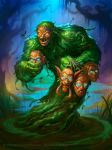 Face Collector for Hearthstone: The Witchwood by namesjames
