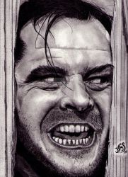 Jack Torrance by Jags1585