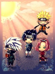 :: Team 7 :: Memories by kivi1230