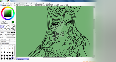 FT| [WIP] 'Halloween project' by tiffanymagicfairy