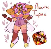 Azotic Topaz by Burgandy-Balloons