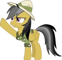 Vector - Shut it, Pants. by SketchMCreations