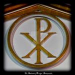 The Chi Rho by Chattering-Magpie