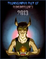 Transgender Day of Remembrance by Robo-Shark