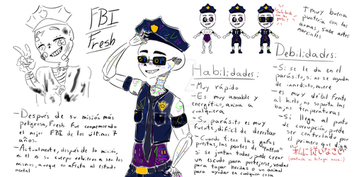 FBI Fresh .:MADE BY ME:. by Shina-X