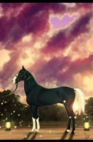 .:Dusk to Dawn:. by BlueMoonStables