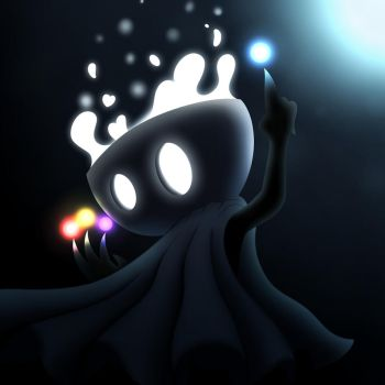 Hollow Knight | Cup Knight by SCP-7007