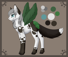 10 Point Auction - Forest Pony - Closed by PenNPixel