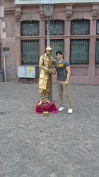 My Bro In Germany by Amr-Maged