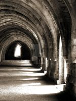 Fountains Abbey 7 by ks-photo