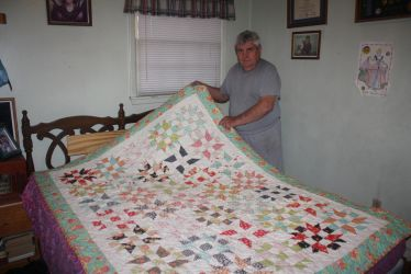 Farmhouse Quilt by Darkwisher93