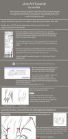Lineart tutorial by Annabel-m