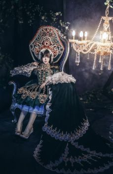 Trinity Blood - Seth Nightroad by chinhy-sou