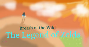 Breath of the Wild by CreamPurin
