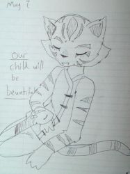 Our child will be beuatiful by kumapastrychef