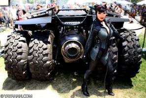 Arkham City Catwoman Preview by yayacosplay