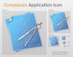 Compasses Application Icon