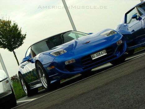custom vette c4 by AmericanMuscle