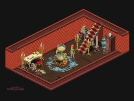 The Room by TarXor