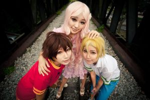 Guilty Crown - Our Memory by herotenka