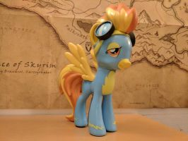 Funko Spitfire Model 1 by CatusDruidicus